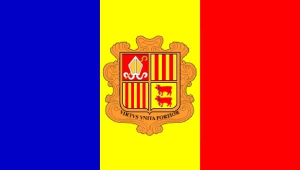 Zastava Andore