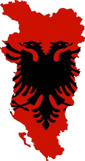albanija stanovnistvo