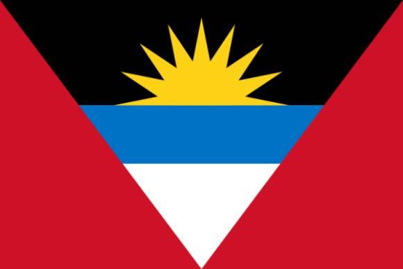 antigva i barbuda zastava