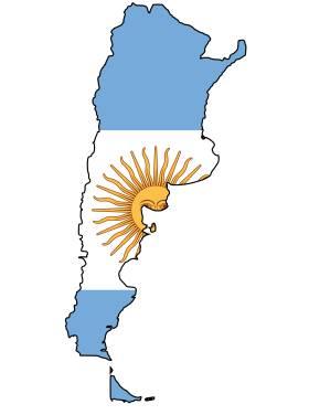 argentina stanovnistvo