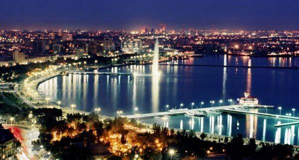 azerbejdzan glavni grad