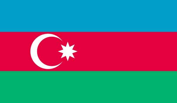 zastava Azerbejdzana
