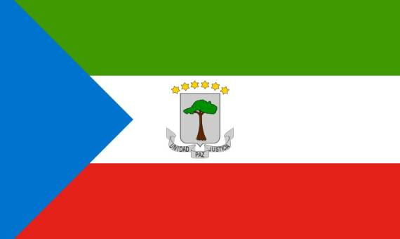 Ekvatorijalna Gvineja zastava 1
