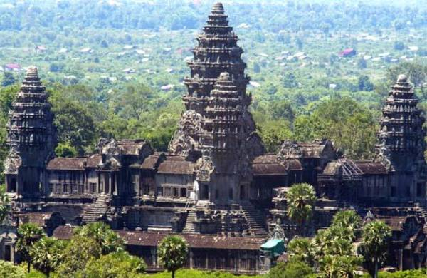 Kambodza glavni grad