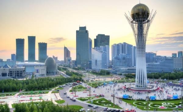 Kazahstan glavni grad