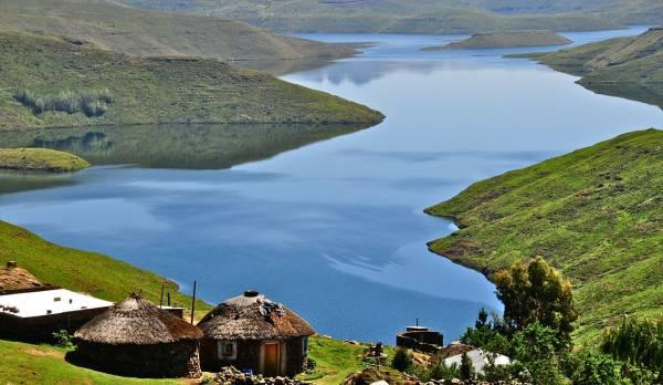 Lesoto glavni grad