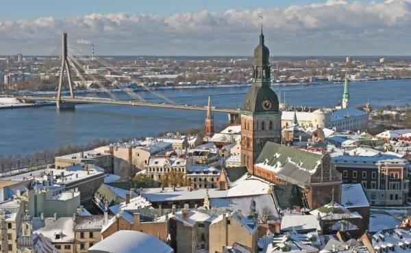 Letonija glavni grad