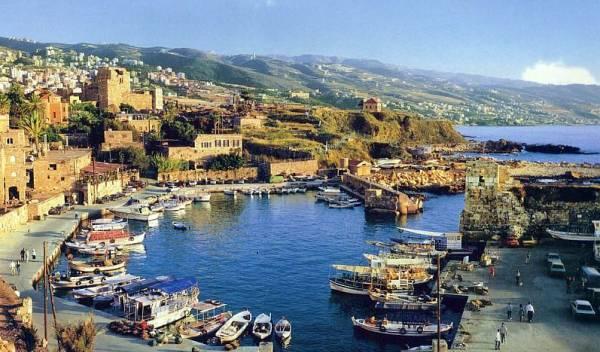 Liban glavni grad