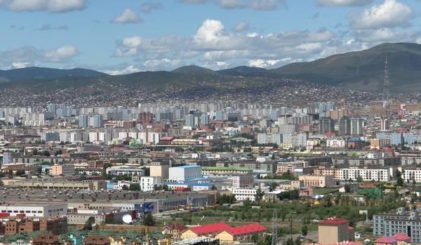 Mongolija glavni grad