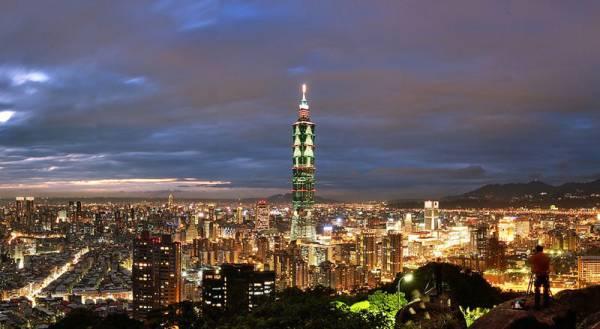 Tajvan glavni grad