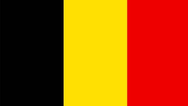Zastava Belgije