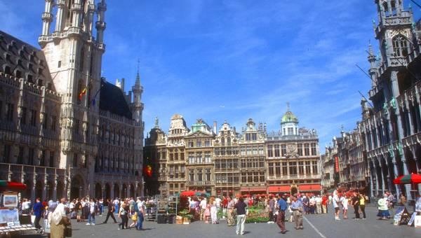 belgija glavni grad