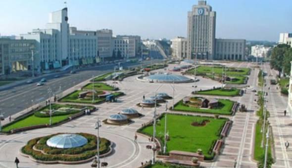 belorusija glavni grad