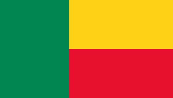 benin zastava