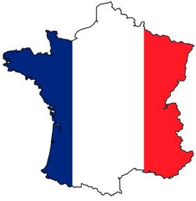 Francuska Stanovnistvo Geografska Karta I Polozaj Glavni Grad
