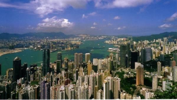 hong kong glavni grad