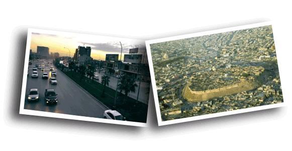 irak glavni grad