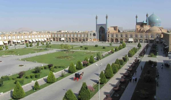 iran glavni grad