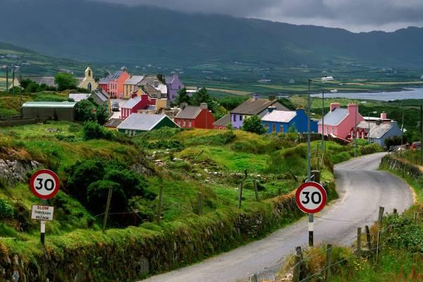 irska glavni grad