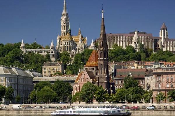 madjarska glavni grad