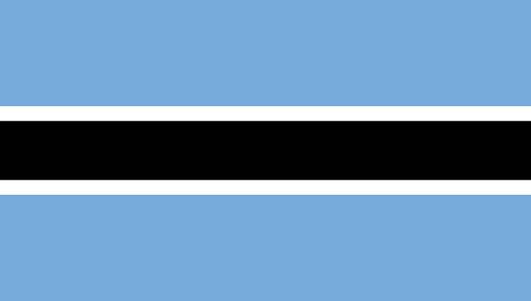 zastava bocvane
