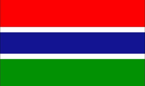 zastava gambije