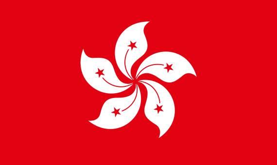 zastava hong konga