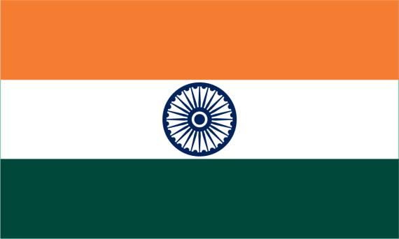 zastava indije