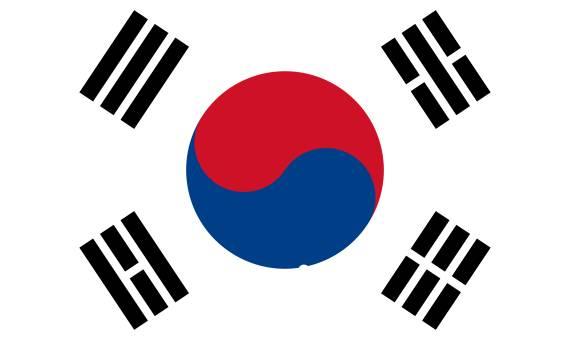 zastava juzne koreje