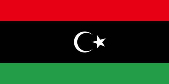 zastava libije
