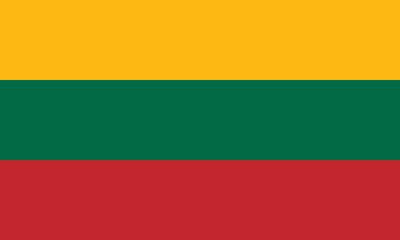 zastava litvanije