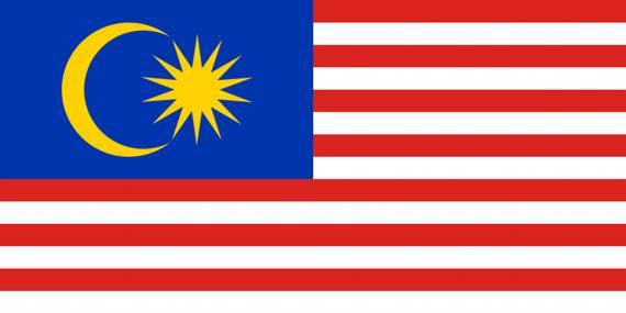 zastava malezije