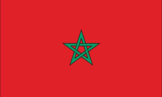 zastava maroka