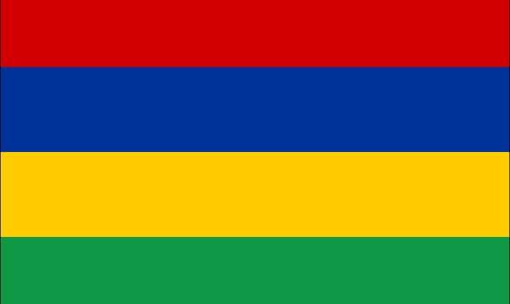 zastava mauricijusa