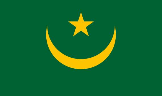 zastava mauritanije