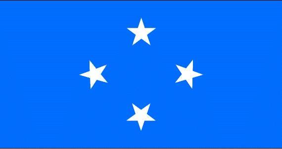 zastava mikronezije