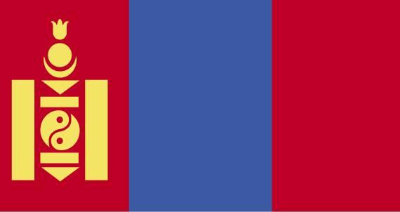 zastava mongolije