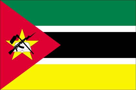 zastva mozambika