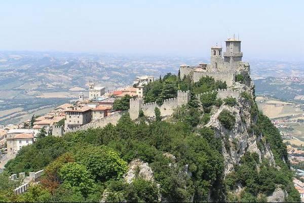 San Marino glavni grad