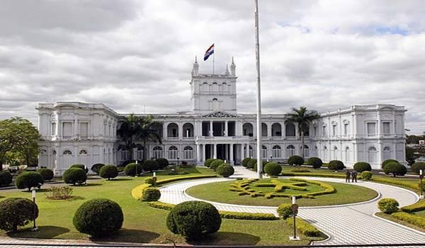 paragvaj glavni grad