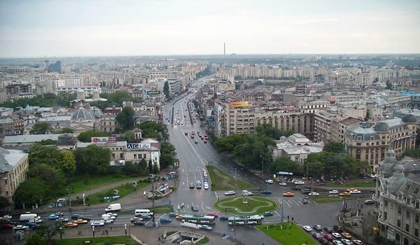 rumunija glavni grad
