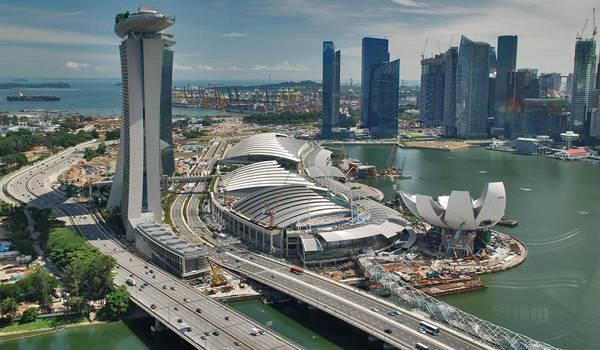 singapur glavni grad