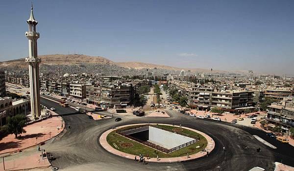 sirija glavni grad