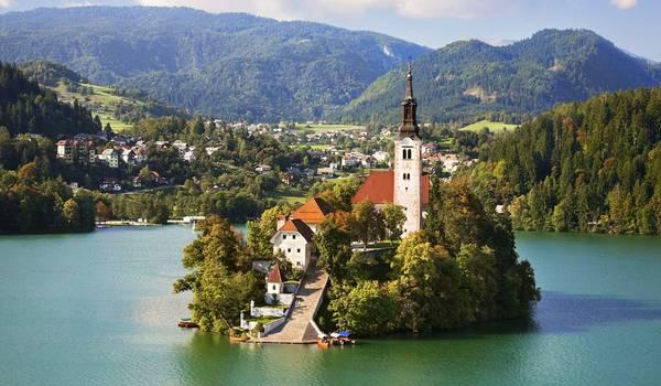 slovenija glavni grad