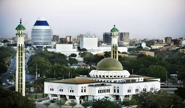 sudan glavni grad