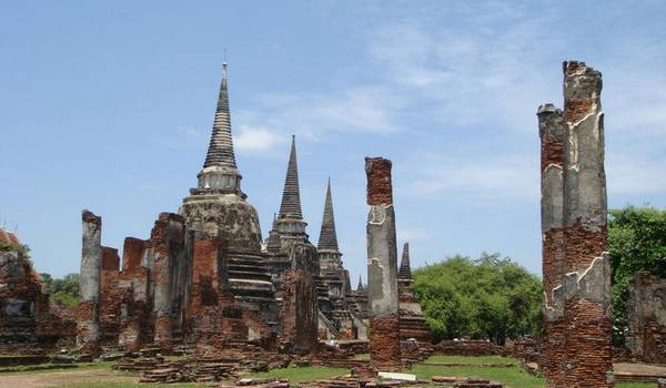 tajland glavni grad