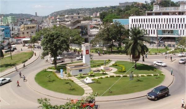 tanzainija glavni grad