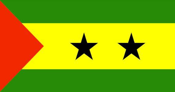 zastava Sao Tome i Principe