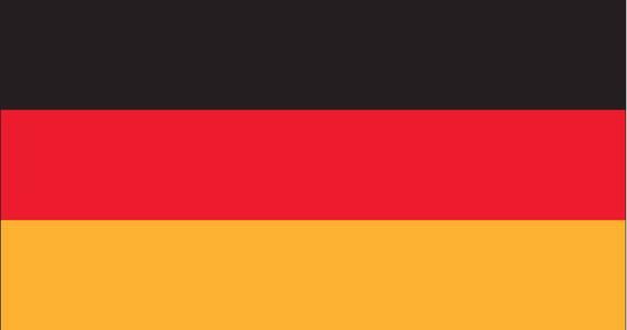 zastava nemacke