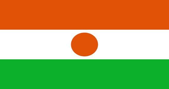 zastava niger